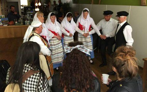 Βέλγιο (Μπρυζ) Χορευτικό δρώμενο 2ο Διεθνές Φεστιβάλ Ελλάδα Παντού