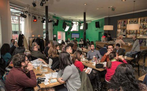 Βέλγιο Ημερίδα Κοινωνικής Επιχειρηματικότητας Βρυξέλλες / Παρουσίαση Φεστιβάλ Ελλάδα Παντού